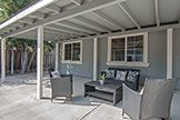 1442 Hampton Dr, Sunnyvale 94087 - Patio (A)