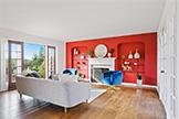 30 Hilltop Dr, San Carlos 94070 - Living Room (A)