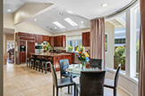 530 Irven Ct, Palo Alto 94306 - Breakfast Area (A)