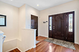 530 Irven Ct, Palo Alto 94306 - Entrance (C)