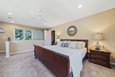 530 Irven Ct, Palo Alto 94306 - Master Bedroom (C)