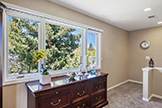 530 Irven Ct, Palo Alto 94306 - Master Bedroom View (B)