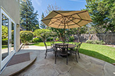 530 Irven Ct, Palo Alto 94306 - Patio (A)