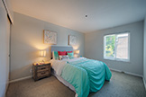 1459 Kentfield Ave, Redwood City 94061 - Bedroom 2 (A)