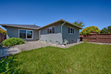 136 Lyndhurst Ave, San Carlos 94070 - Backyard (A)