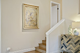 627 Lytton Ave 4, Palo Alto 94301 - Living Room Stairs (A)