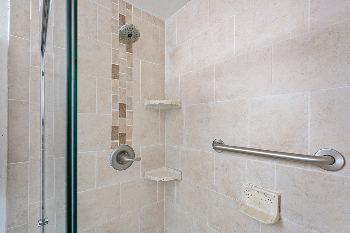 Master Bath Shower (A)