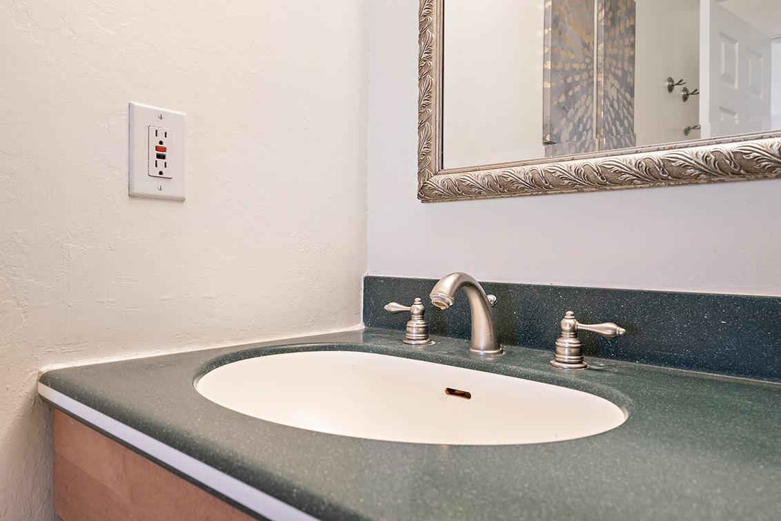 Master Bath Sink (A)