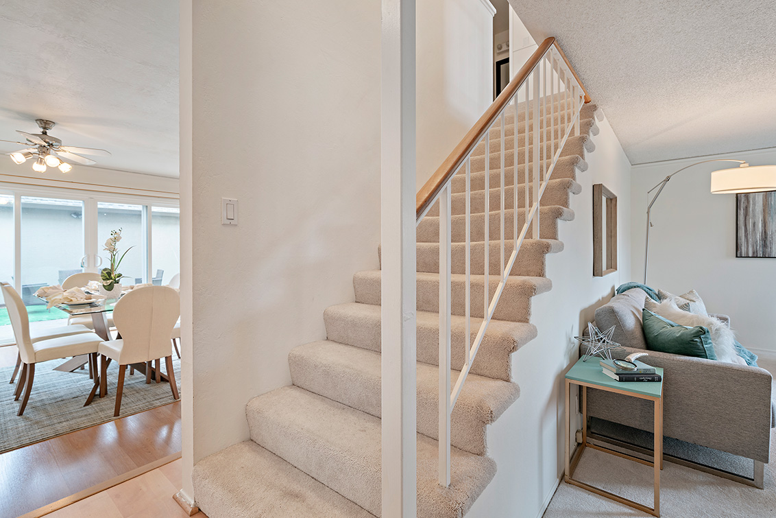 Stairs (A) - 1481 Marlin Ave