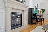 1120 Middlefield Rd, Palo Alto 94301 - Fireplace (A)