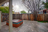 406 Pepper Ave, Palo Alto 94306 - Deck (A)