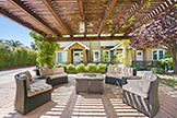 2214 Raspberry Ln, Mountain View 94043 - Common Patio (A)