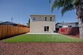 366 Raymond Ave, San Jose 95128 - Backyard (A)