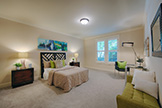318 S Grant St 1a, San Mateo 94401 - Bedroom 1 (A)
