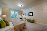 318 S Grant St 1a, San Mateo 94401 - Bedroom 1 (B)