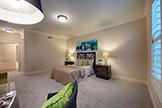 318 S Grant St 1a, San Mateo 94401 - Bedroom 1 (D)