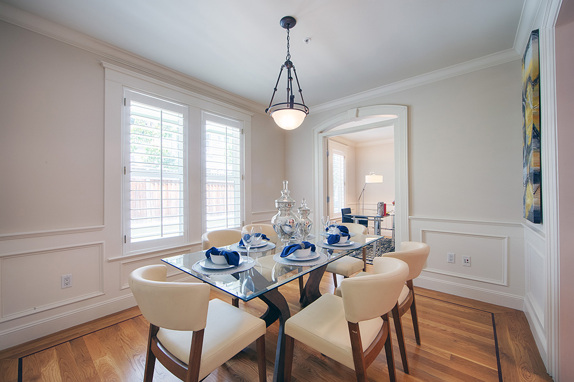 Dining Room (B) - 318 S Grant St 1a