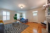 318 S Grant St 1a, San Mateo 94401 - Living Room (B)
