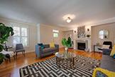318 S Grant St 1a, San Mateo 94401 - Living Room (C)