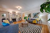 318 S Grant St 1a, San Mateo 94401 - Living Room (D)