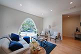 945 S Grant St, San Mateo 94402 - Living Room (B)