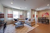 1204 S Hummingbird Ln, San Mateo 94402 - Living Room (A)