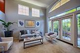 444 San Antonio Rd 4a, Palo Alto 94306 - Living Room (B)