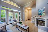 444 San Antonio Rd 4a, Palo Alto 94306 - Living Room (C)