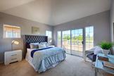 444 San Antonio Rd 4a, Palo Alto 94306 - Master Bedroom (A)