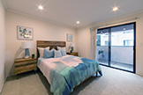 709 San Conrado Ter 2, Sunnyvale 94085 - Bedroom 1 (A)