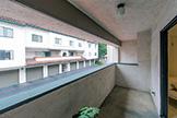 709 San Conrado Ter 2, Sunnyvale 94085 - Bedroom Balcony (A)