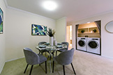 709 San Conrado Ter 2, Sunnyvale 94085 - Dining Room (A)