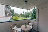 709 San Conrado Ter 2, Sunnyvale 94085 - Living Room Balcony (A)