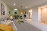 709 San Conrado Ter 2, Sunnyvale 94085 - Living Room (D)