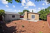 741 San Miguel Ave, Santa Clara 95050 - Backyard (B)