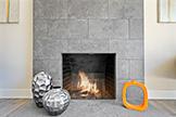 741 San Miguel Ave, Santa Clara 95050 - Fireplace (A)