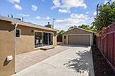 741 San Miguel Ave, Santa Clara 95050 - Garage (A)