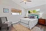 741 San Miguel Ave, Santa Clara 95050 - Master Bedroom (A)