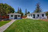 Cottage (A) - 686 Spargur Dr, Los Altos 94022