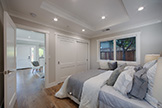 Cottage Bedroom (B) - 686 Spargur Dr, Los Altos 94022