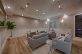 686 Spargur Dr, Los Altos 94022 - Downstairs Theater (A)