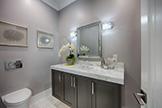 686 Spargur Dr, Los Altos 94022 - Half Bath (A)