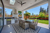 686 Spargur Dr, Los Altos 94022 - Patio (A)