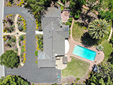 302 Stevick Dr, Atherton 94027 - Aerial (C)