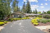 302 Stevick Dr, Atherton 94027 - Driveway (A)