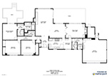 302 Stevick Dr, Atherton 94027 - Floor Plan (A)