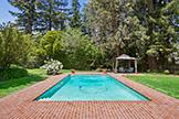 Swimming Pool (A) - 302 Stevick Dr, Atherton 94027