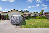 1483 Stone Creek Dr, San Jose 95132 - Drive Way (A)