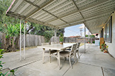 1483 Stone Creek Dr, San Jose 95132 - Patio (A)