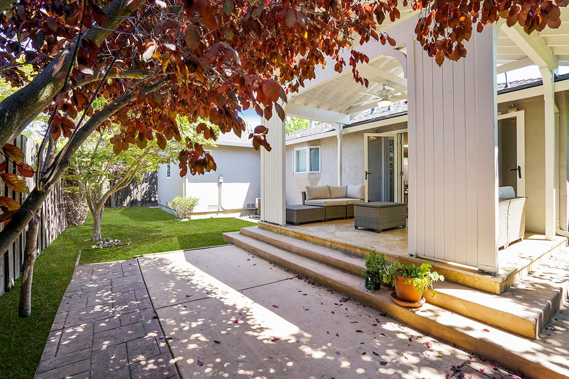 Backyard (A) - 932 Tulane Dr